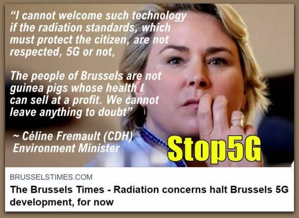 brussels no 5G